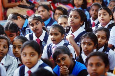 Of temples and Tamil schools