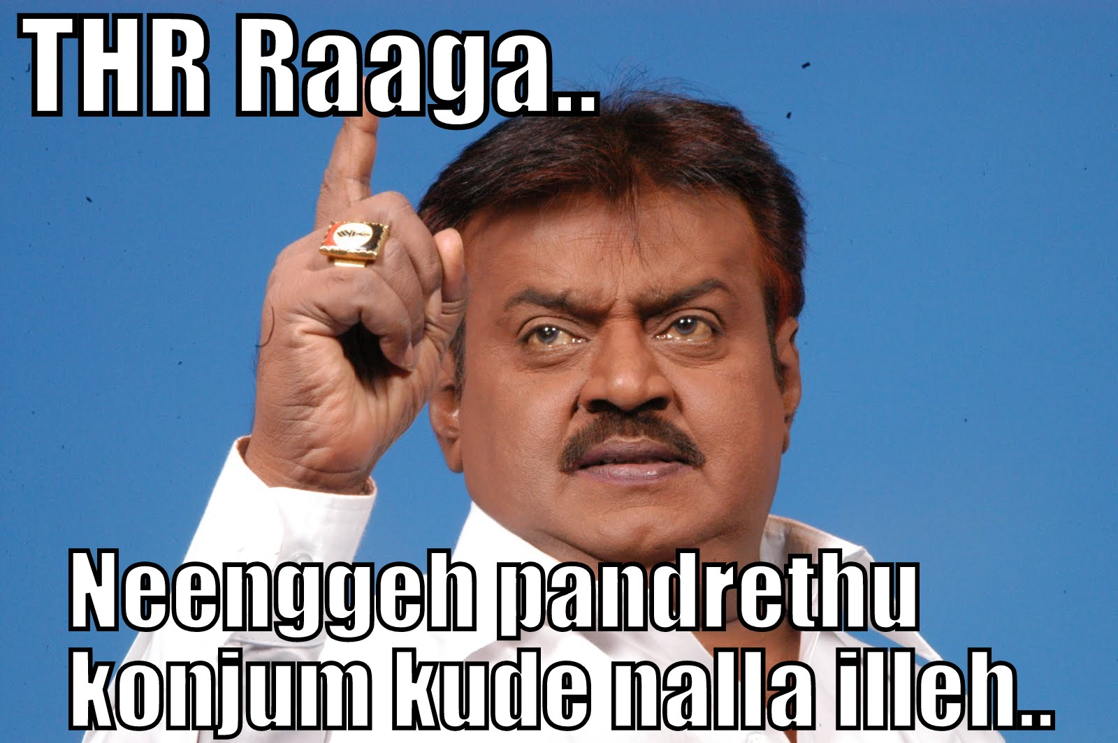 THR raaga should get their act together