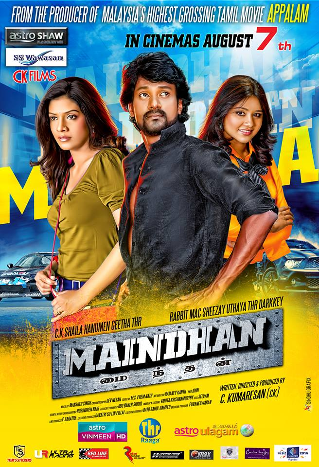 Idhayam Parakirrathey Music Video & Lyric - Maney Villanz & Shaila Nair [ Maindhan ]