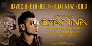 Havoc Brothers - Osaana Song Lyrics