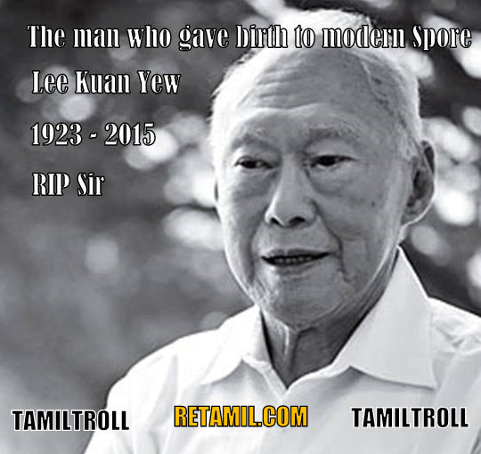 Lee Kuan Yew - In Memory