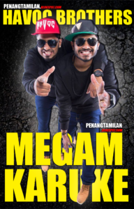Megam Karuke Song Lyrics - Havoc Brothers