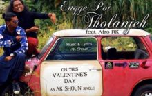 Engge Poi Tholanjeh Song Lyrics - AK Shoun feat Afro RK
