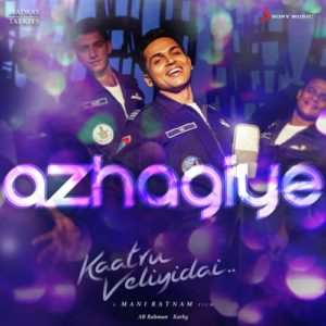 Azhagiye Marry Me Song Lyrics - Katru Veliyidai