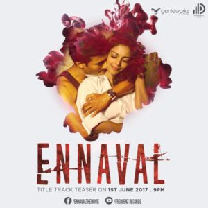 Ennaval Song Lyrics - Saran Z